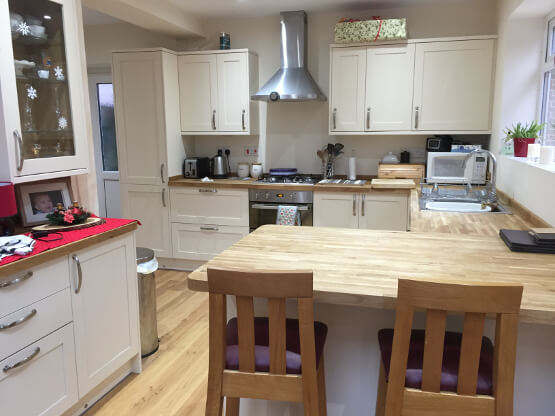 kitchen fitters Bassett
