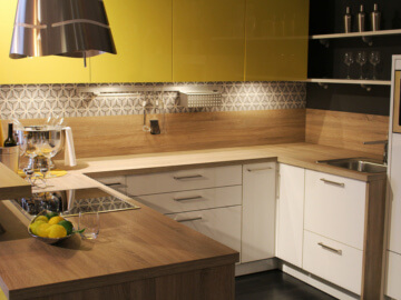 kitchen worktops Bassett