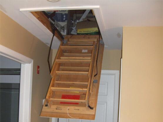 loft ladders Romsey