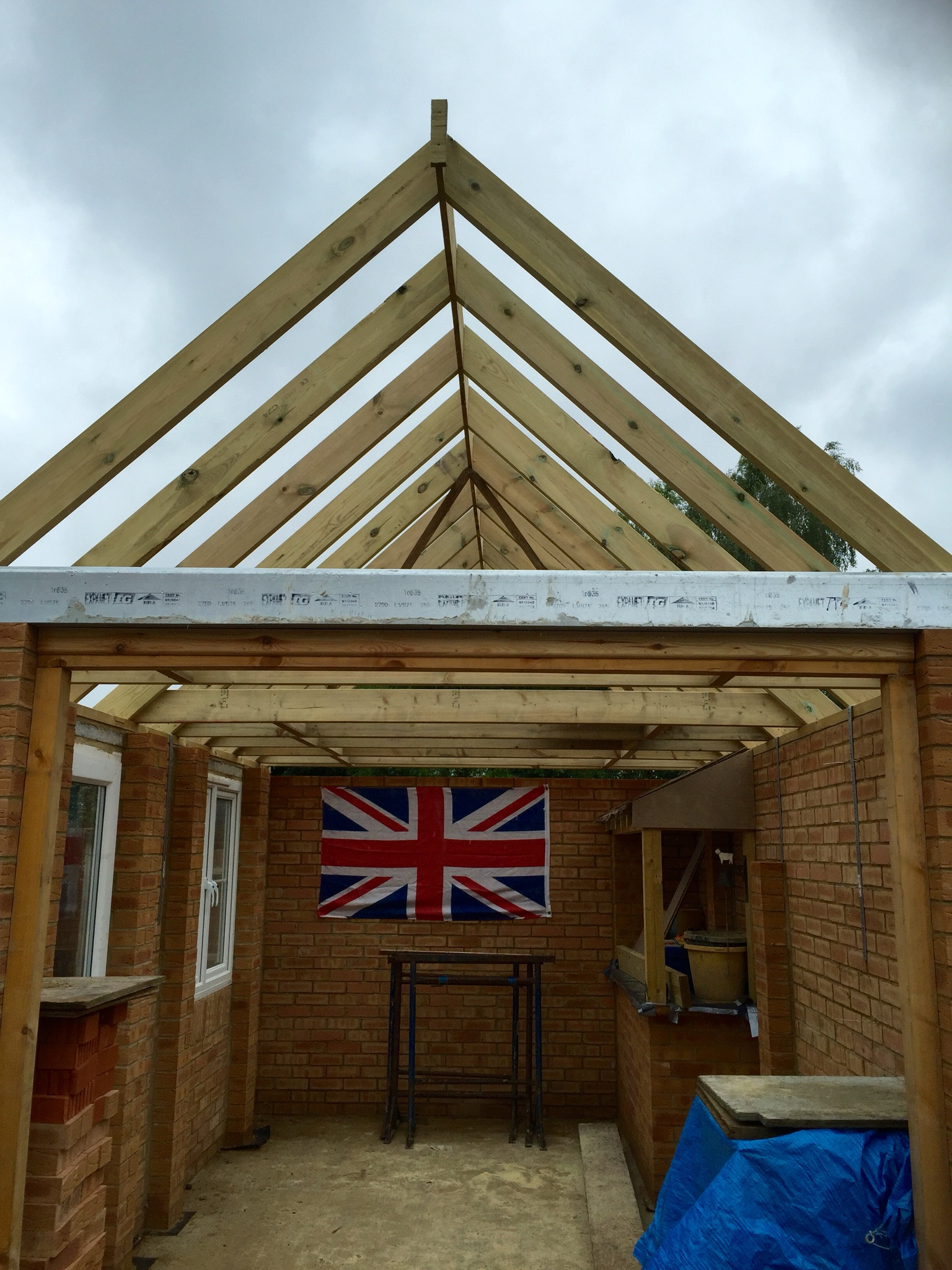 Garage Roofing Bassett Carpentry Ltd