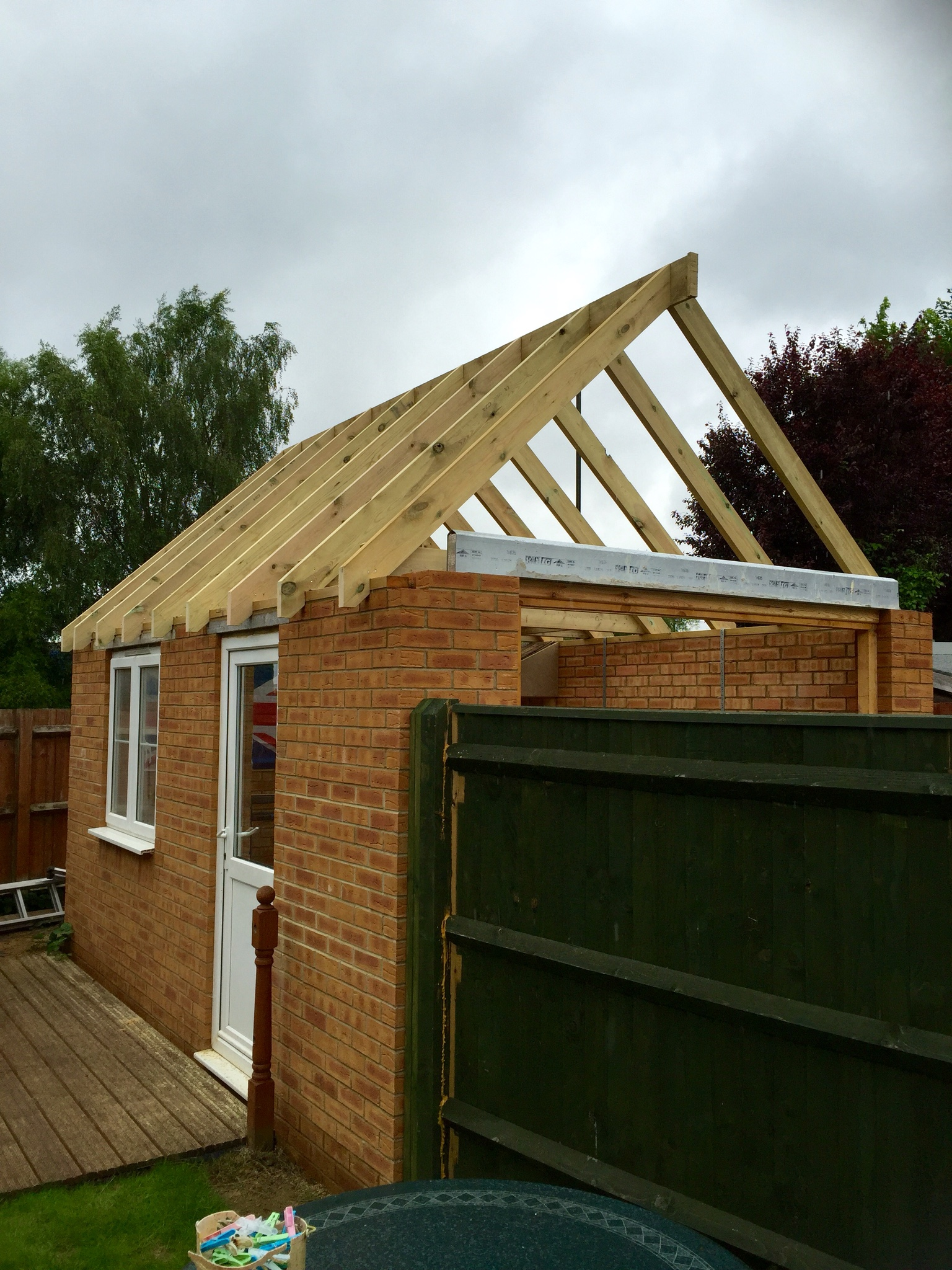 Garage Roofing Bassett Carpentry Ltd