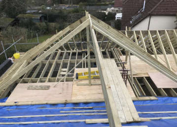 pitched roofers Southampton